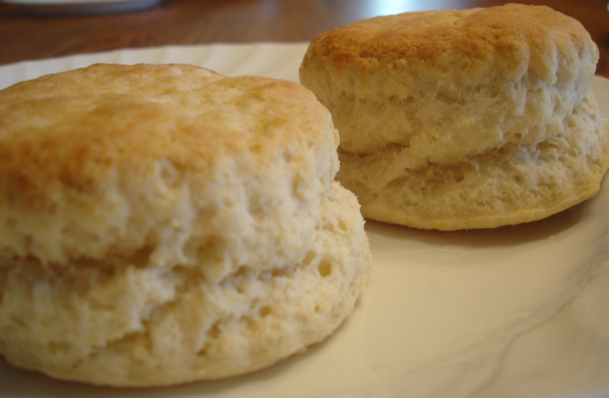 Grandma's Easy Biscuits