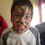 Joe-Maori Warrior