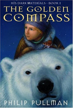 The Golden Compass by Philip Pullman.