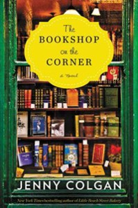 The Bookshop on the Corner by Jenny Colgan.
