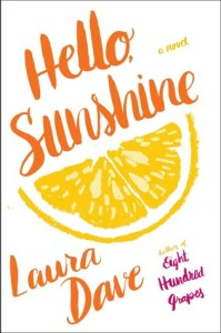 In Hello, Sunshine, Laura Dave makes the case for curation slowly chipping away at what is true.