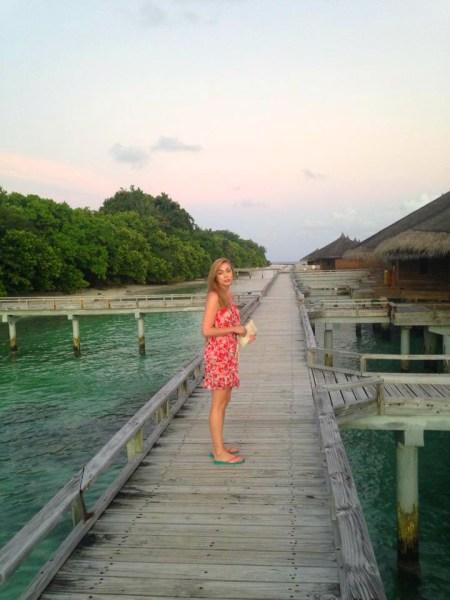 honeymoon at kuramathi resort maldvies