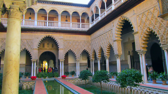 The Golden Triangle of Andalucía: Seville, Cordoba & Granada