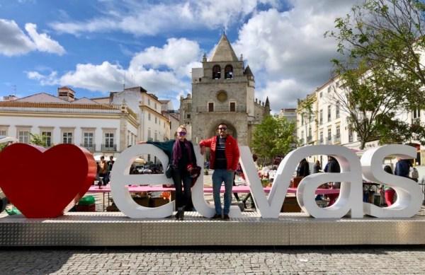 city of elvas, portugal