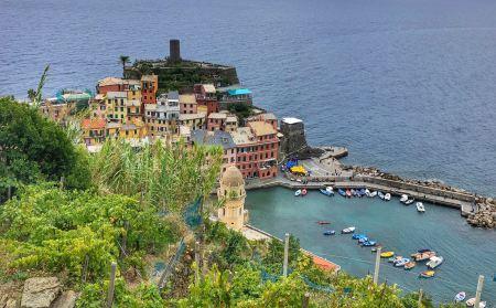 portovenere where to stay in cinque terre