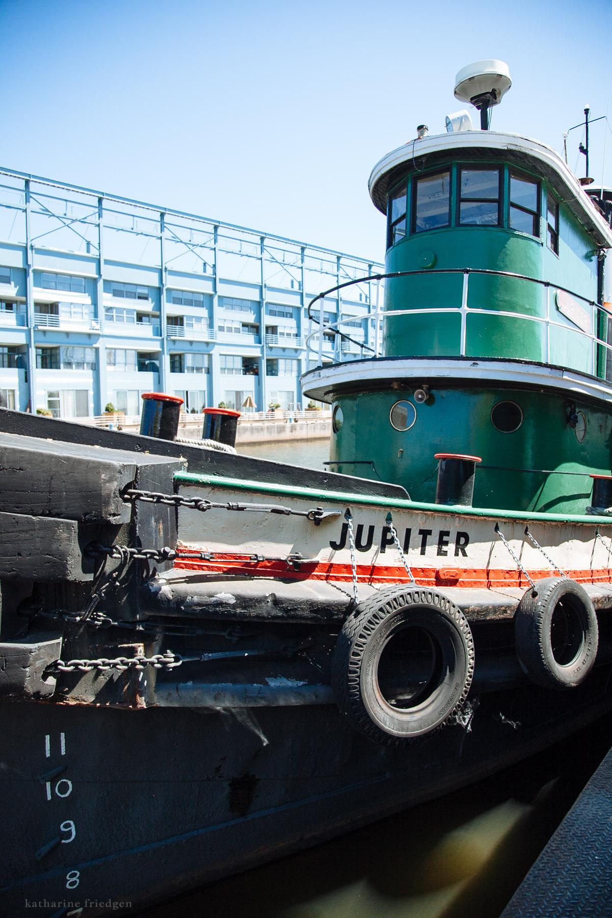 jupiter tugboat