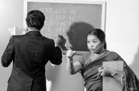 Shakuntala Devi: Η Google τιμά τη γυναίκα «ανθρώπινο υπολογιστή»