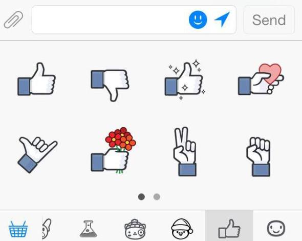 Tο πολυπόθητο 'dislike' button είναι γεγονός, αλλά μόνο στο Facebook Messenger