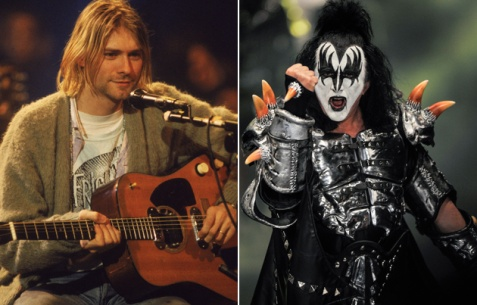 Nirvana και Kiss στο «Rock & Roll Hall Of Fame»