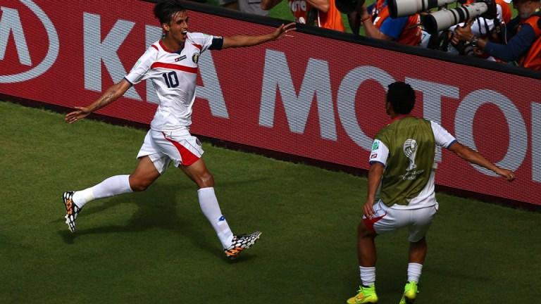 Mundial 2014: Ιταλία – Κόστα Ρίκα 0-1