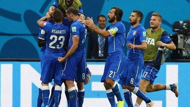Mundial 2014: Αγγλία – Ιταλία 1-2