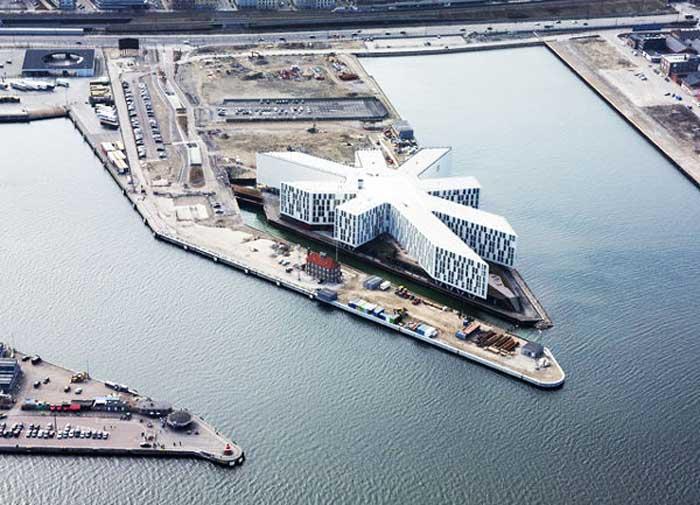 Το εντυπωσιακό κτήριο του ΟΗΕ στην Κοπεγχάγη