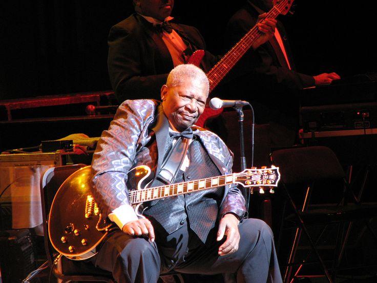 Πέθανε ο βασιλιάς των Blues B.B. King