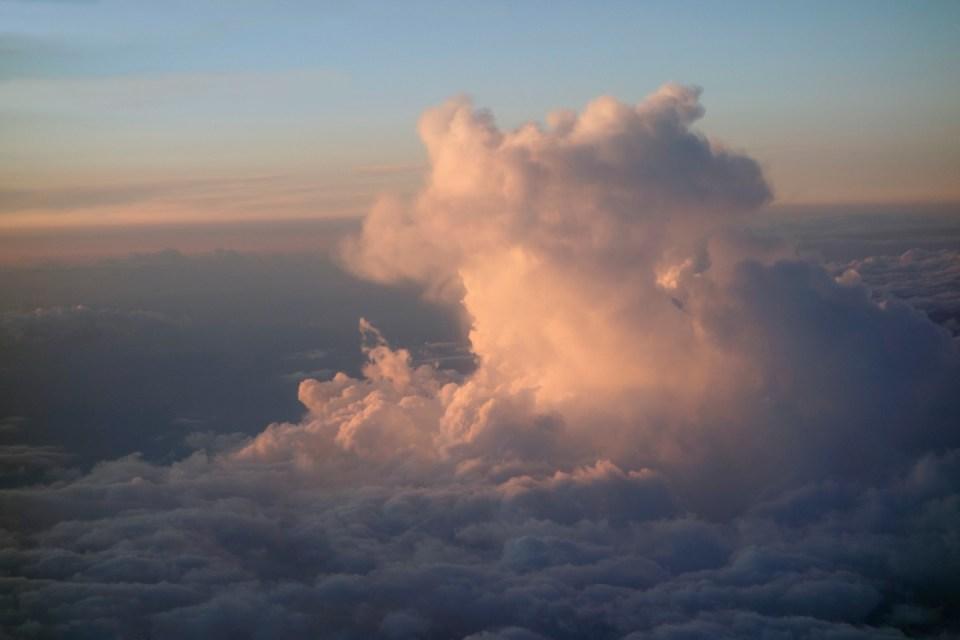 C.C. Variéras - Clouds.