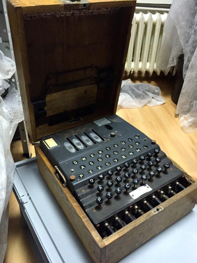 controversy-world-war-ii-museum-enigma-machine