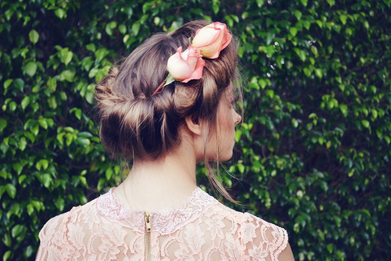 28 – Katherine Eastman Photography – south florida – wedding -beauty rose hairstyle updo – vizcaya bride miami photographer