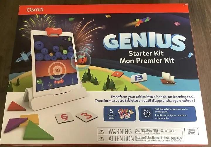 Osmo Genius Starter Kit the basics
