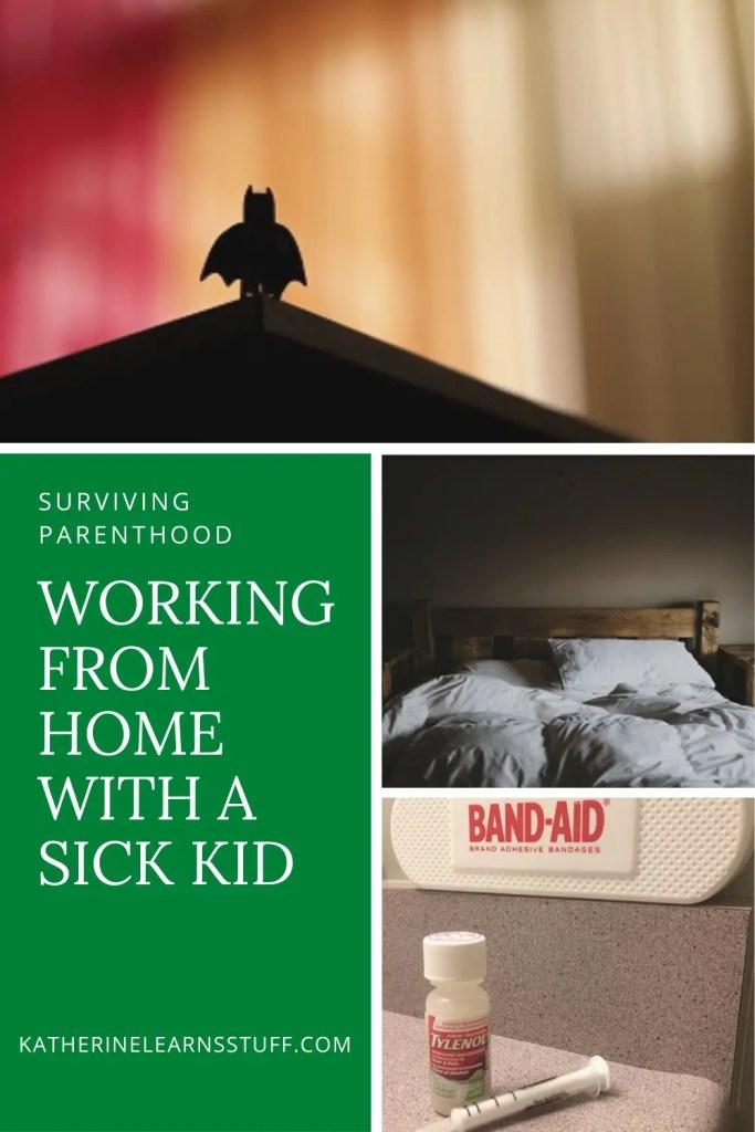 sick kid pin
