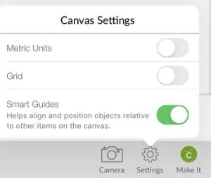 cricut settings