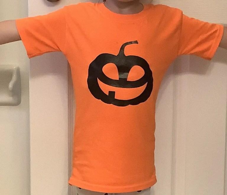 smaller kids shirt