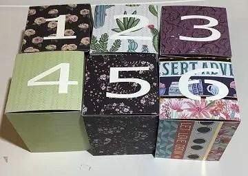 wine advent calendar boxes