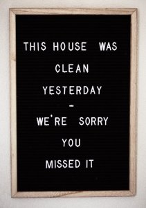 How to Maintain a Clean House – 8 Easy Steps