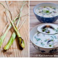 Thai Coconut Soup and a Coconut Blog Hop