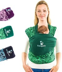 Best Baby Wrap Carriers with Patterns
