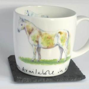 Also Available in White Hudson and Middleton Horse Mug
