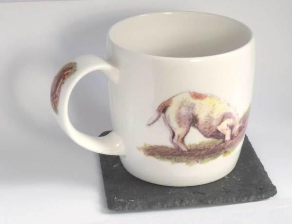 Hudson and Middleton terrier mug