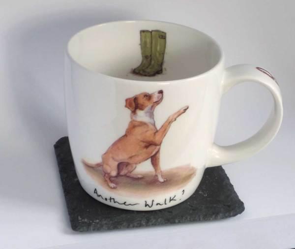Another Walk Hudson and Middleton Fine Bone China Mug