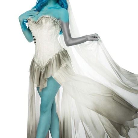 Corpse Bride Komplettset MASK PARADISE EAN: 4250738663077
