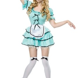 80009 Horrorpuppe Horror Doll von MASK PARADISE