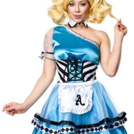 80047 Alice Kostümset von MASK PARADISE