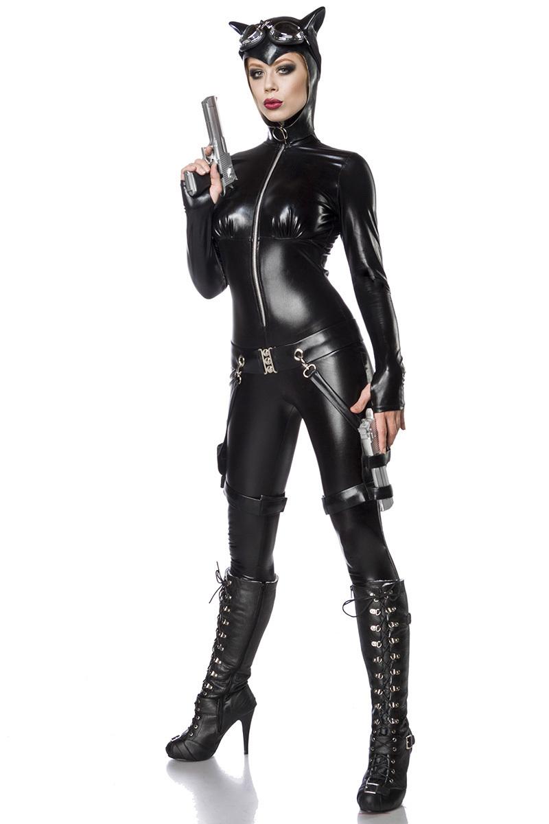 Catwoman Fighter Komplettset MASK PARADISE