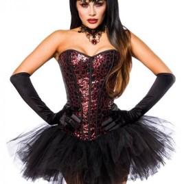 80091 Kostümset Devil Lady von MASK PARADISE