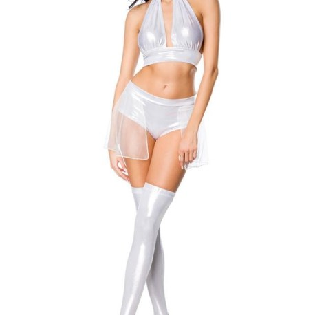 18201 Weißes Gogo-Set von Saresia EAN: 4251302114407