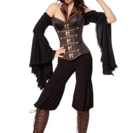 80120 Piratenkostüm Female Pirate von Mask Paradise
