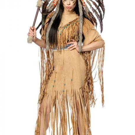 80108 Indianerinkostüm Native American von MASK PARADISE EAN: 4251302117170