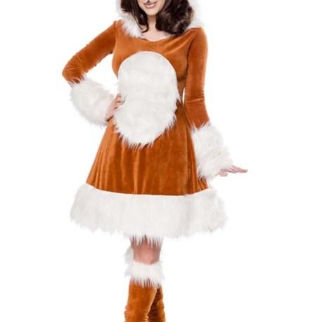 80131 Süßes Rehkitz Kostüm von MASK PARADISE EAN: 4251302137437