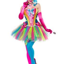 80137 verspieltes Candy Girl Kostüm von MASK PARADISE