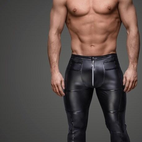 H021 Schwarze lange Hose von Noir Handmade EAN: 5901801536185