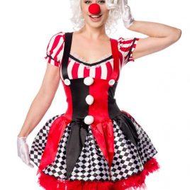 80155 Sexy Clown von MASK PARADISE