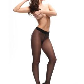MI T420 tights black 20den von Miss O