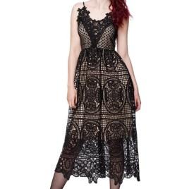 Sommer-Kleid aus Spitze von Ocultica