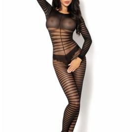 Beauty Night Fashion Ximena bodystocking black