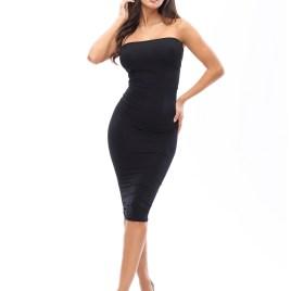 MI D100 dress black von Miss O