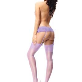 MI S101 Stockings violet 15den von MissO