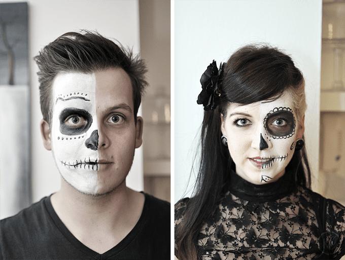 Last Minute Halloween Post