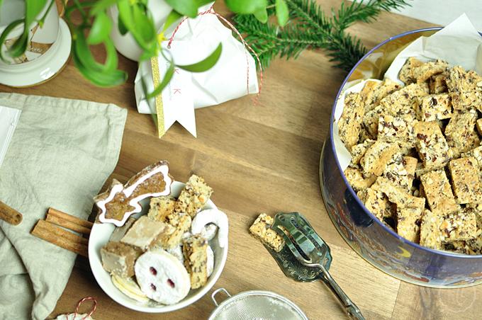 Kekse für Kambodscha + Schoko-Nuss-Stangerl Rezept